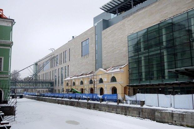 Итоги недели: Вторая сцена Мариинки, музей Бродского и новые штрафы. Изображение № 1.