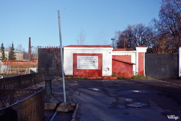 Петровский док. Изображение № 9.