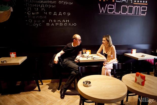 Новое место: Бургер-бар «11/1». Изображение № 6.