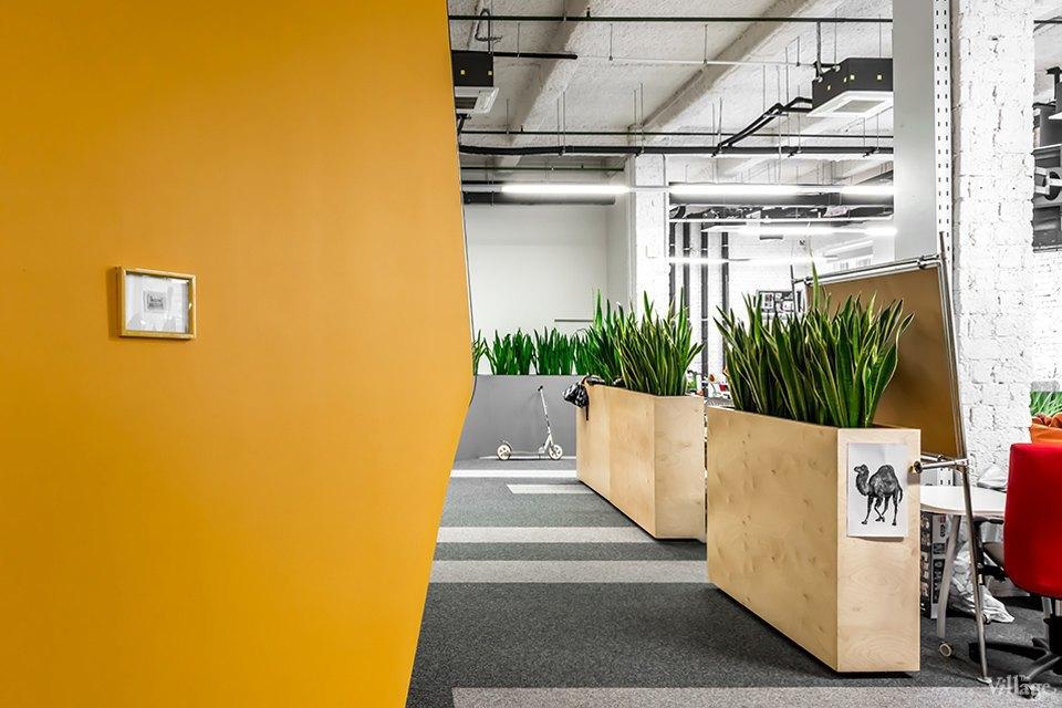 Интерьер недели (Москва): Офис «Яндекса» в БЦ «Строганов». Изображение № 16.