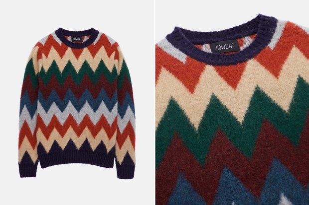 Мужские новогодние свитеры: 9вариантов от 1500 до16тысячрублей. Изображение № 10.