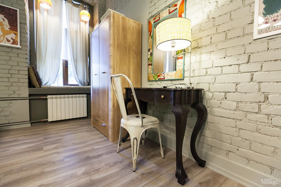 Интерьер недели (Петербург): Апартаменты Gogol Mogol. Изображение № 10.
