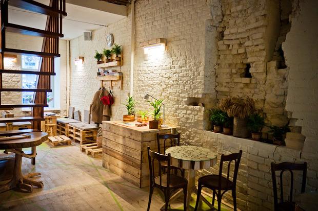 Новое место: Коворкинг икофейня Les. Изображение № 16.
