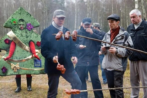 Клуб мэров: Нил Ушаков, Рига. Изображение № 25.