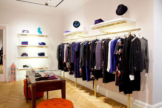 Новости магазинов:  H&M, Paul Smith, Cyrille Gassiline, ЦУМ. Изображение №14.