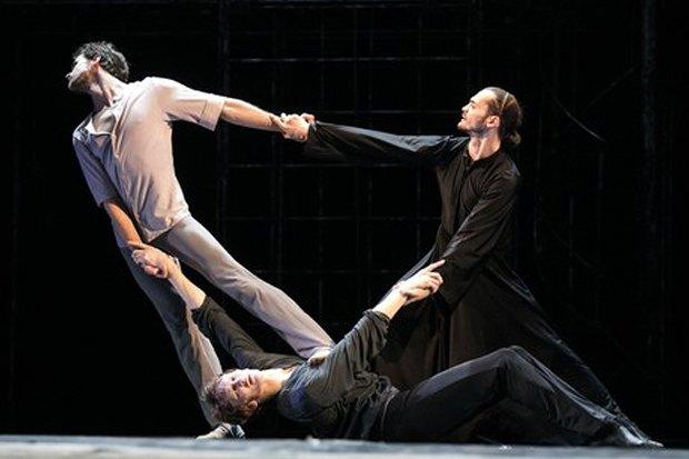 Этим вечером: Black Noise в «Этажах», балет Эйфмана и Чулпан Хаматова. Изображение №5.