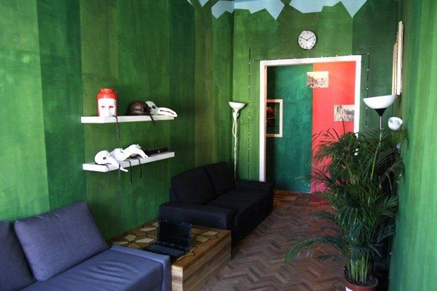 Свежий номер: 10 новых хостелов вПетербурге. Изображение № 15.