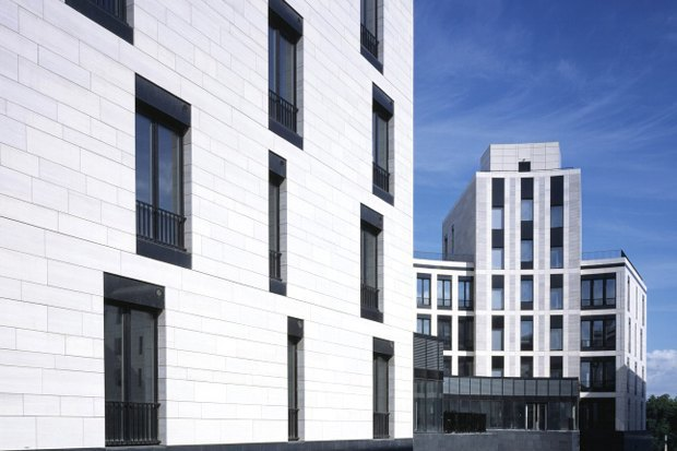 Строиться по одному: 12удачных примеров современной петербургской архитектуры. Изображение № 21.