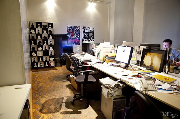 Офис недели (Москва): Ostengruppe и Zoloto. Изображение № 17.