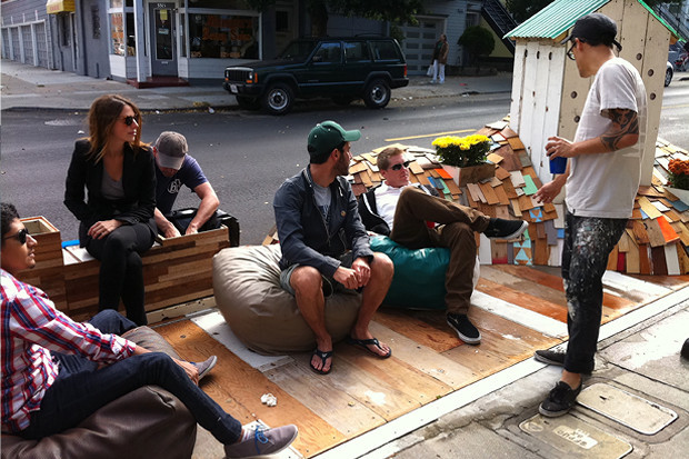 Идеи для города: Паркинаавтостоянках в Сан-Франциско. Изображение № 8.