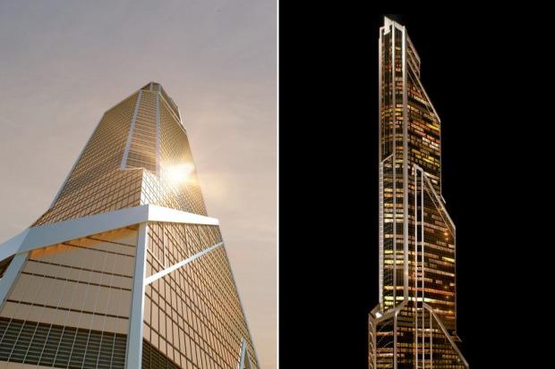Цифра дня: Самое высокое здание Европы — вМоскве. Изображение № 3.