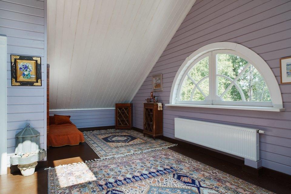 Девятикомнатный дом вдореволюционном стиле. Изображение № 23.