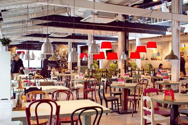 Чёрный «квадрат»: Как кафе и магазины воюют с владельцами зданий . Изображение № 3.