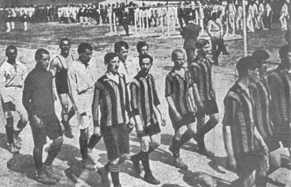 Всероссийская олимпиада 1913 года. Изображение № 2.