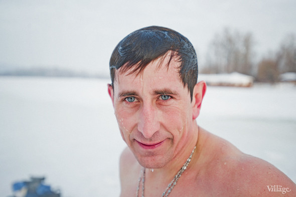 Голая правда: Киевские моржи о закалке, здоровье и холоде. Изображение №10.