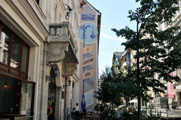 Граффити, изменившие улицы Колумбии, Франции, Турции иВенгрии. Изображение № 18.
