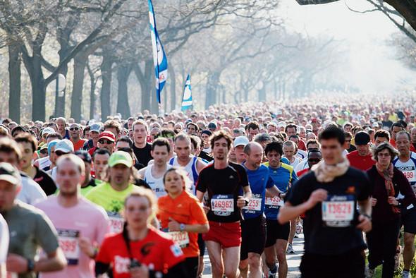 Иностранный опыт: 5 городских марафонов. Изображение № 42.