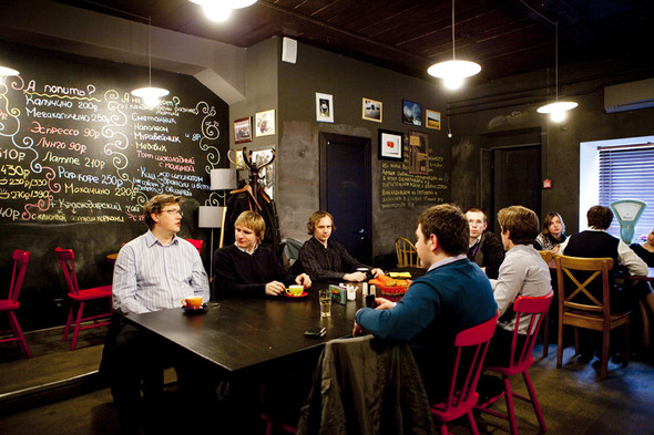 После прочтения съесть: 5 кафе при магазинах. Изображение № 50.