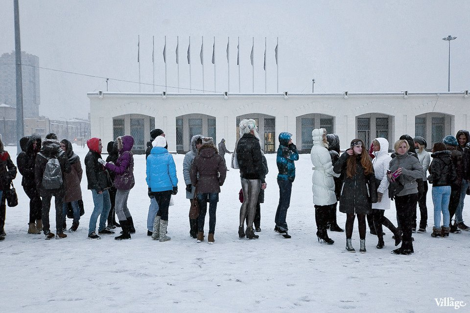 Люди в городе: Посетители концерта Lady Gaga в Москве и Петербурге. Изображение № 9.