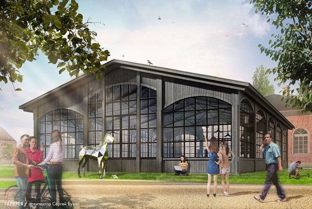 «Новая Голландия» откроется для горожан в августе. Изображение № 2.