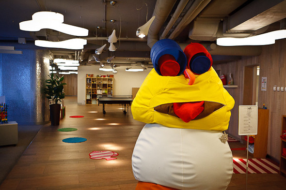 Офис недели: Google (Петербург). Изображение № 34.