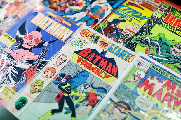 Раскадровка: 6 магазинов илавок с комиксами вПетербурге. Изображение № 9.