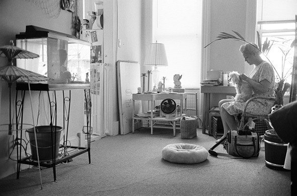 Esquire открыл фотовыставку и онлайн-галерею Dust and Scratches. Изображение № 13.