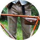 С твидом на город: Участники велопробега Tweed Ride о ретро-вещах. Изображение № 69.