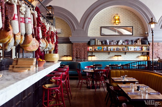 Новое место: Ресторан Jamie's Italian. Изображение № 9.