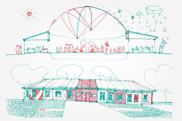 Чего хочет Москва: Проекты архитекторов для города. Изображение № 18.