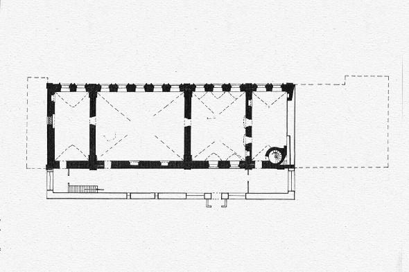 План второго этажа. Изображение № 44.
