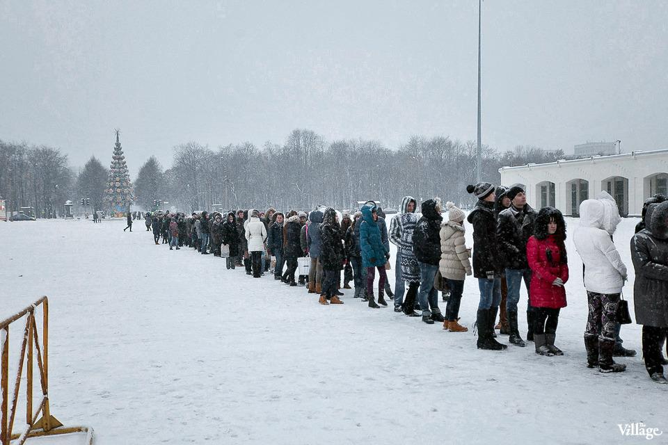 Люди в городе: Посетители концерта Lady Gaga в Москве и Петербурге. Изображение №1.