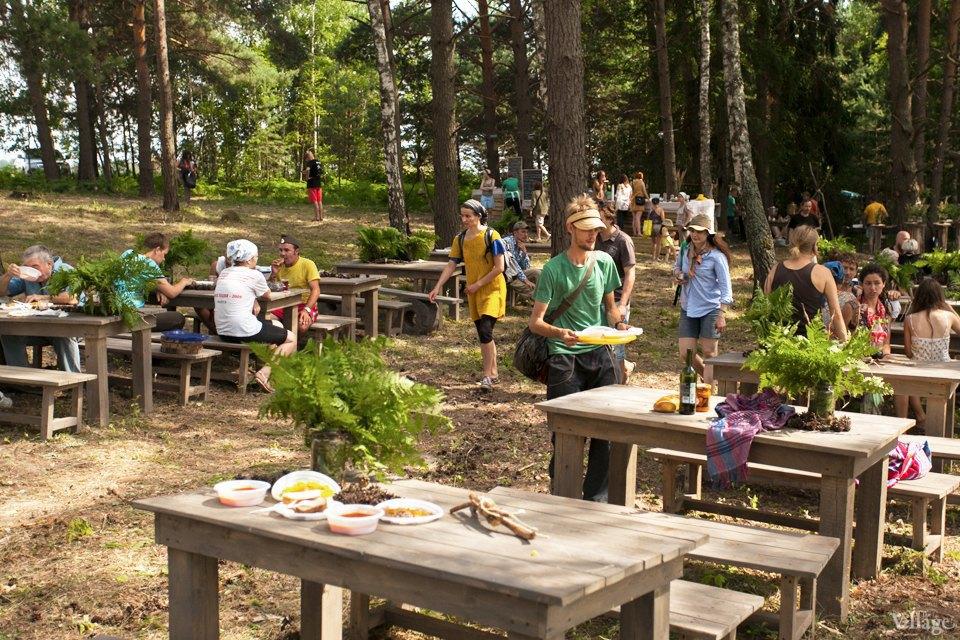 Маршрут на выходные: Парк «Никола-Ленивец». Изображение № 36.