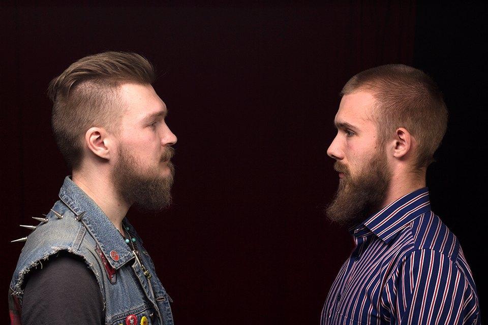 Участники российского чемпионата бородачей иусачей. Изображение № 5.