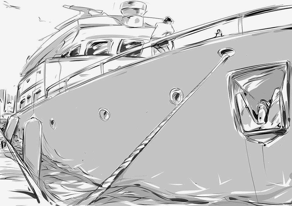 Яхт-клуб. Изображение № 9.
