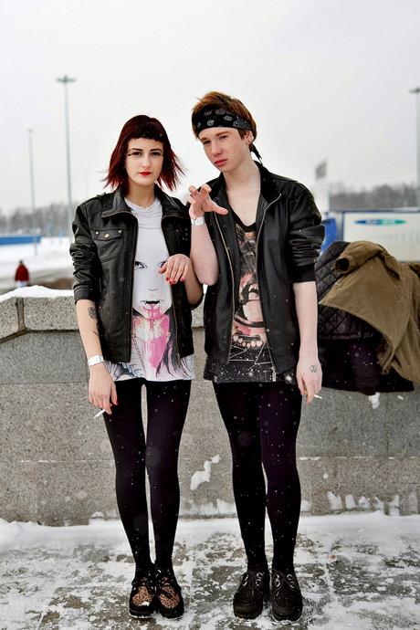 Люди в городе: Посетители концерта Lady Gaga в Москве и Петербурге. Изображение №30.