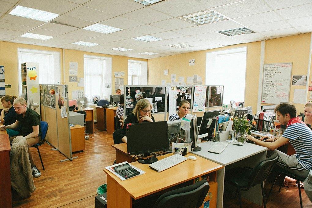 Рабочий стол: Дмитрий Кибкало, «Мосигра». Изображение № 5.