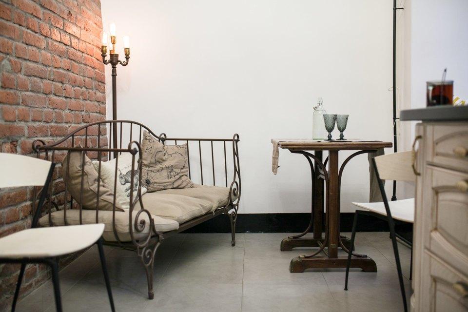 Квартира в историческом центре для молодой пары. Изображение № 23.