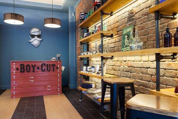 На Маросейке открылась мужская парикмахерская Boy Cut. Изображение № 1.