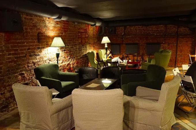 На месте клуба «О.Г.И.» открывается культурное пространство «Шаги». Изображение № 1.