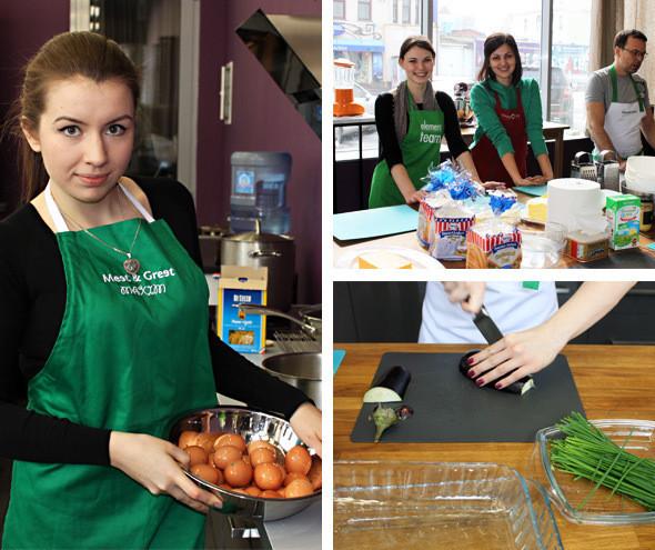 Время есть: репортаж с кулинарного мастер–класса в Meet&Greet. Изображение № 1.