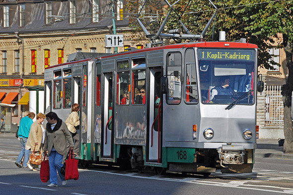 Иностранный опыт: 5 способов пересадить водителей на общественный транспорт. Изображение № 4.