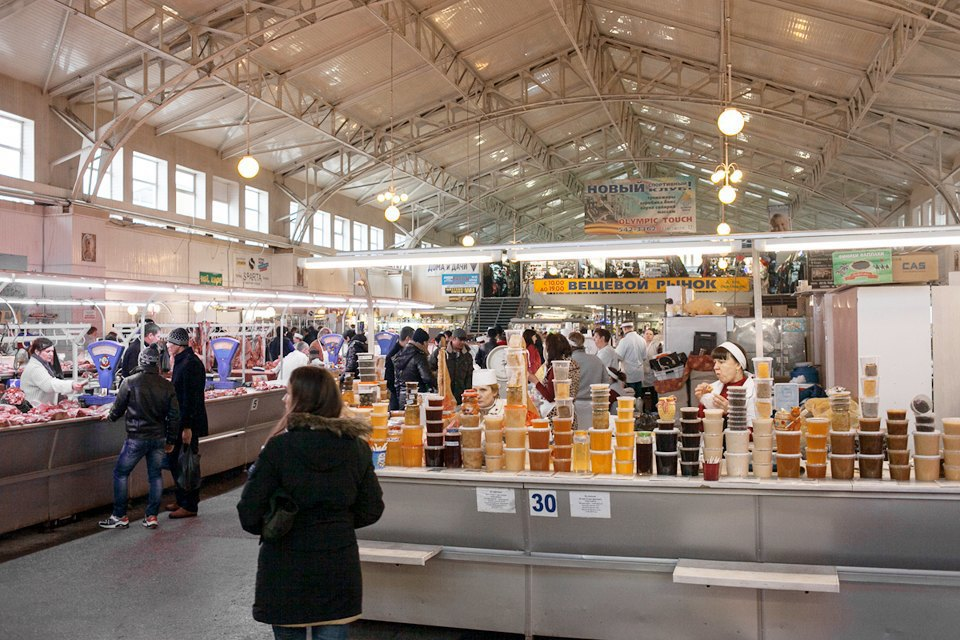 За базар в ответе: Как устроены 7 главных городских рынков. Изображение № 23.