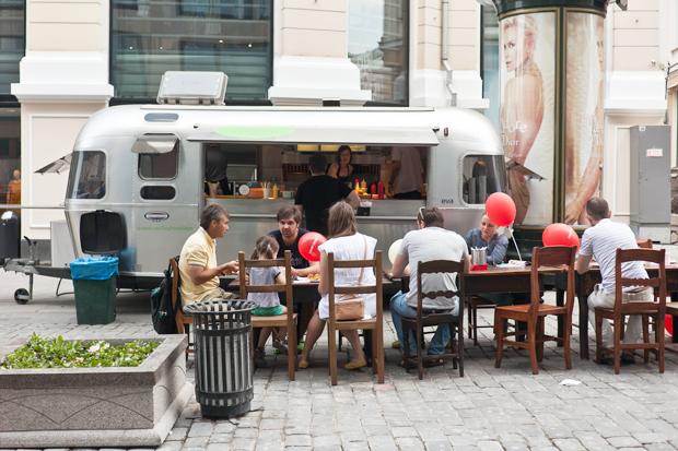Праздник «Еды»: Рестораны и кафе. Изображение № 1.