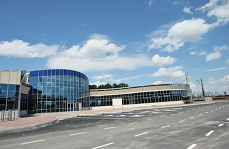 Автостанция «Выдубичи» переехала в новый комплекс. Зображення № 1.
