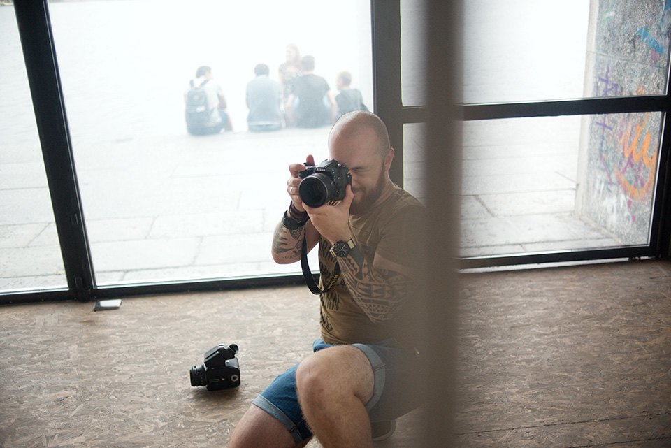 Портретная съёмка на Арт-причале. Изображение № 37.