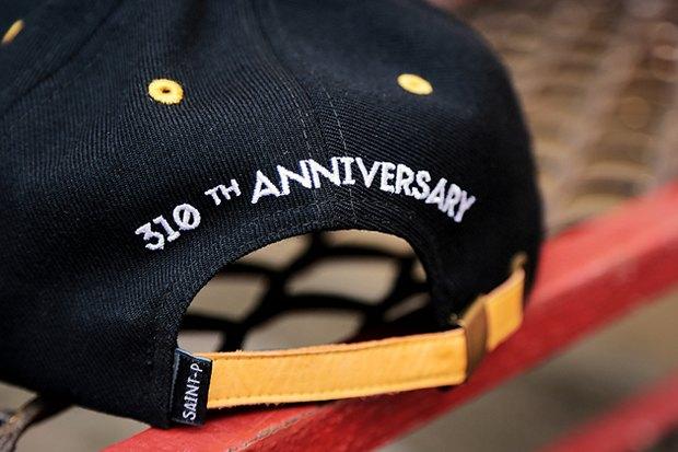Saint-P выпустили коллекцию кепок ко Дню города. Изображение № 2.