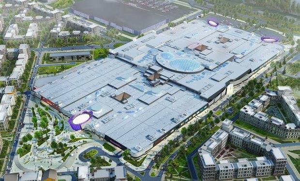 Пополнение: 6 новых торгово-развлекательных центров вКиеве. Зображення № 35.