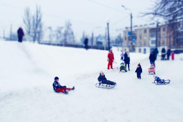 Белым по серому: Итоги снежного января в Киеве. Зображення № 9.