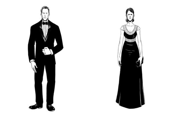 Как это устроено: 5 основных видов дресс-кода. Изображение №4.